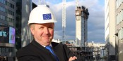 Ein Neubau des Parlamentsgebäudes in Brüssel? Für Arne Gericke ein schlechter Witz... Foto: Freie Wähler
