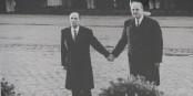 """Un """"hommage européen"""" pour Helmut Kohl en Frace, à Strasbourg ? Personne n'en a fait la demande pour l'instant. Foto: EJ"""