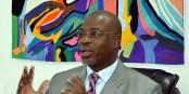 Le Professeur Abdou Salam Fall a des idées très concrètes comment développer le continent africain. Foto: LARTES, Université Dakar