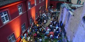 Die Freiburger Museumsnacht bietet ungewohnte Orte voller Zauber. Foto: Rita Eggstein.