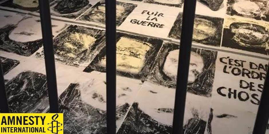 Und am Ende siegt dann doch die Freiheit - Unrecht dauert niemals ewig... Foto: Alain Hoeffele / facebook AI Alsace