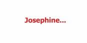 La première Miss Alsace portait également le prénom de Josephine. Mais à une époque bien différente... Foto: EJ