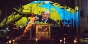 """Mit """"Kein Licht"""" eröffnet die Spielzeit 17/18 der Rheinoper in Strasbourg. Foto: ONR / Caroline Seidel"""