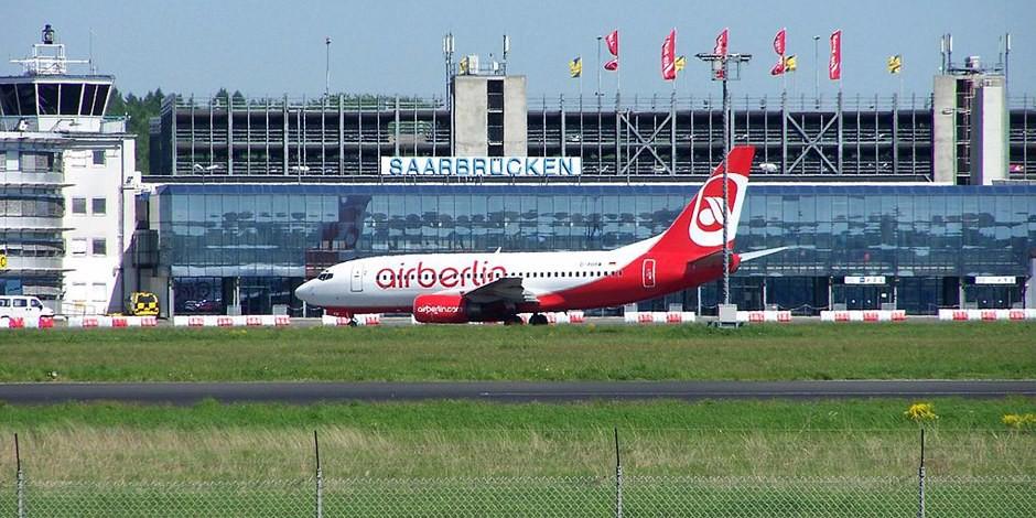 Et si les avions d'Air Berlin devaient rester désormais au sol ?... Foto: Kleinblittersdorfer / Wikimedia Commons / CC-BY-SA 3.0