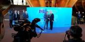 """Bei seinem Besuch in Strasbourg machte Präsident Macron deutlich, dass es keine """"Region Elsass"""" mehr geben wird. Foto: Kayhan Karaca / Eurojournalist(e) / CC-BY-SA 4.0int"""