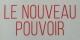 """Le """"Nouveau Pouvoir"""" de Régis Debray est une analyse du macronisme et de ses mécanismes. Foto: Marc Chaudeur"""