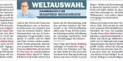Auch der KICKER berichtete über den neuen Service des RCS Strasbourg für seine deutschen Fans! Foto: privat