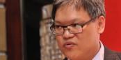 Professor Victor Shih analysiert im Gespräch mit Michael Magercord, was beim Parteikongress in China herauskommen kann. Foto: privat