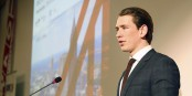 L'élection de Sebastian Kurz n'a rien de rassurant pour la suite en Europe. Foto: Dragan Tatic / Wikimedia Commons / CC-BY 2.0