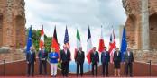 Quelque part, c'est notre propre faute. Nous avons élu ces 7 là - et maintenant nous sommes surpris que rien ne bouge... Foto: Italian G7 Presidency 2017 / Wikimedia Commons / CC-BY-SA 3.0