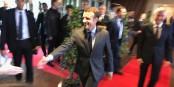 Hier, Emmanuel Macron a mis tout le poids de la France au service de Strasbourg, l'Europtimiste. Foto: Panos Kakaviatos / Eurojournalist(e) / CC-BY-SA 4.0int