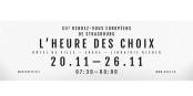 """La 12e édition des """"Rendez-vous européens de Strasbourg"""" (RVES) commencent lundi. Foto: RVESofficiel"""