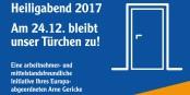 Le dimanche 24 Décembre n'appartient pas au commerce, mais aux familles et amis. Foto: Freie Wähler / Arne Gericke