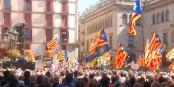 Pendant que le chef déchu du gouvernement catalan s'est réfugié en Belgique, l'ampleur du mouvement séparatiste diminue. Foto: Xfigpower / Wikimedia Commons / CC-BY-SA 3.0