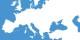 So könnten die Vereinigten Staaten von Europa aussehen. Doch die Visegrad-Staaten wollen nicht Europa, sondern nur das europäische Geld. Foto: Apcbg / Wikimedia Commons / CC-BY-SA 3.0