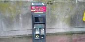 Wenn Sie diese Maschine bezwungen haben, können Sie in Strasbourg beruhigt parken... Foto: Eurojournalist(e)