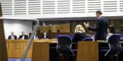 Alexej Nawalnys Auftritt auf der großen Bühne des Europäischen Gerichtshofes für Menschenrechte (EGMR) in Straßburg am 24. Januar 2018. Foto: Twitteraccount @navalny, Vladimir Kara-Myrsoi