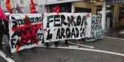 """Die Stimmen, die eine sofortige Schliessung des """"Arcadia"""" fordern, werden immer lauter. Foto: Eurojournalist(e)"""