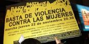 Weltweit der gleiche Kampf - Schluss mit Gewalt gegen Frauen. Foto: En.el.cielo.con.diamantes / Wikimedia Commons / CC-BY 2.0