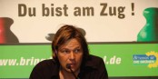 C'est au tour de Robert Habeck de conduire les Verts allemands vers un avenir plus moderne. Foto: Jörg Nickel / Wikimedia Commons / CC-BY-SA 3.0
