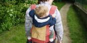 En Allemagne, élever un enfant seul, conduit dans 32,9% des cas à la précarité. Foto: Benutzer:Flups / Wikimedia Commons / CC-BY-SA 3.0