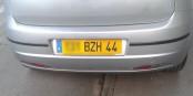 Obtenir sa plaque d'immatriculation pour une voiture achetée en Allemagne, ce n'est pas évident. Foto: Skimel / Wikimedia Commons / CC-BY-SA 4.0int
