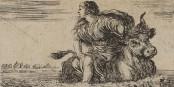 Et c'est ainsi que Jupiter tenta de ravir Europe. Y parvint-il ? Il existe plusieurs versions de ce mythe, heureusement ... Foto: Gift of Robert Hartshorne, 1918 / Wikimedia Commons / CCO 1.0