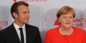 Wenn sich Macron und Merkel nicht verstehen, wird es nichts mit Europa Foto: ActuaLitté /  Wikimedia Commons / CC-BY-SA 2.0