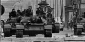 Berlin 1961. Wollen wir diese Bilder wirklich erneut sehen ?  Foto: Central Intelligence Agency / Wikimedia Commons / PD