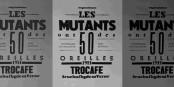 Une institution strasbourgeoise fête sa 50° édition. Félicitations de la rédaction ! Foto: Les Mutants ont des Oreilles