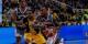 So hätten es die Straßburger von SIG Strasbourg gern - Athen läuft hinterher... Foto: Basketball Champions League