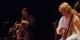 """Das """"Forum Jazz"""" ist dieses Jahr dem genialen Bassisten Eberhard Weber (hier mit den nicht weniger genialen Jan Gabarek) gewidmet. Foto: Gillfoto / Wikimedia Commons / CC-BY-Sa 3.0"""