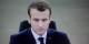 """Hier matin, au Parlement Européen, Emmanuel Macron a passé son """"oral européen"""". Foto: ScSh EJ"""