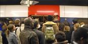 So werden die nächsten drei Monate auf Frankreichs Bahnhöfen aussehen... Foto: Jean-Pierre Dalébra, Paris, France / Wikimedia Commons / CC-BY 2.0