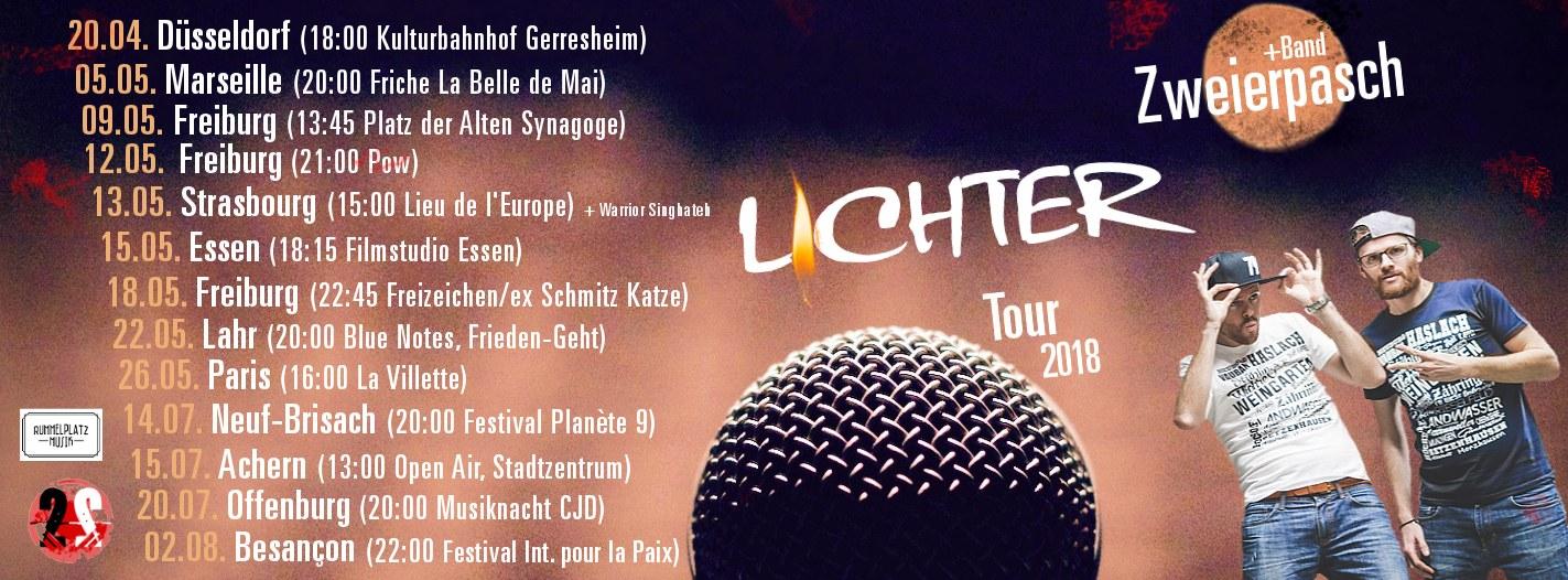 Zweierpasch - Lichter-Tour 18 (v7)