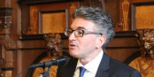 Dieter Salomon (Verts) pourrait perdre la mairie de Freiburg au deuxième tour des élections municipales. Foto: Eurojournalist(e)
