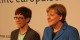 Angela Merkel hat ihre Nachfolgerin bereits ausgewählt. Am besten übergibt sie jetzt an Annegret Kramp-Karrenbauer. Foto: Eurojournalist(e) / CC-BY-SA 4.0int