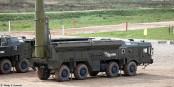 Le missile russe Iskander-M : pas dans mon jardin ! Foto: Vitaly V. Kuzmin / Wikimédia Commons / CC-BY-SA 4.0int