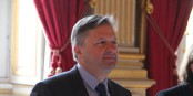 Sylvain Waserman s'engage pour le développement franco-allemand et européen. Pourvu que les partenaires allemands partagent son attitude. Foto: Eurojournalist(e) / CC-BY-SA 4.0int