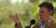"""Für uns ist Frieden """"normal"""" - für Kolumbiens Präsident Juan Manuel Santos und sein Land leider noch nicht. Foto: Ministerio TIC Colombia / Wikimedia Commons / CC-BY 2.0"""