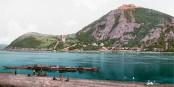 Même à Visegrad, on ne se baignera pas toujours dans le même fleuve... Foto: Visegrad 1900 / Wikimédia Commons / PD