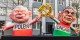 Frères dans le cynisme : Orban et Kaczynski Foto: infozentrale / Wikimédia Commons / CC-BY-SA 1.0int