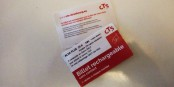 Ja, chic sind sie ja, die neuen Tickets der CTS. Auch, wenn der deutsche Text, naja, etwas holprig ist. Foto: Eurojournalist(e) / CC-BY-SA 4.0int