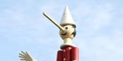 Pinocchio, le grand-frère de Mark Zuckerberg. Foto: Collodi / Wikimédia Commons / CC-BY-SA 3.0Unported