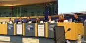 """Lors d'une conférence à Bruxelles, le """"European Science Media Hub"""" a été lancé. Foto: Eurojournalist(e) / CC-BY-SA 4.0int"""