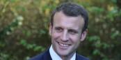 Auf dem Weg zur Heiligsprechung zu Lebzeiten - Emmanuel Macron. Foto: Eurojournalist(e) / CC-BY-SA 4.0int