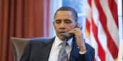 Le démarchage téléphonique embête tout le monde. Mais vraiment tout le monde... Foto: The White House from Washington, DC / Wikimedia Commons / PD