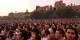 Statt zum Public Viewing treffen sich Italiener und Holländer zu Europadebatten, wie hier vor dem Circus Maximus in Rom. Beispielhaft. Foto: Alessio Damato / Wikimedia Commons / CC-BY-SA 3.0