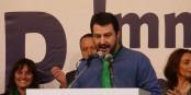 Matteo Salvini hat nicht Unrecht, wenn er die mangelnde europäische Solidarität beklagt. Foto: Fabio Visconti / Wikimedia Commons / CC-BY-SA 3.0