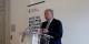 """Jean-Luc Heimburger, Président de la CCI Strasbourg-Eurométropole, a ouvert la """"Consultation Citoyenne"""". Foto: Eurojournalist(e) / BV"""